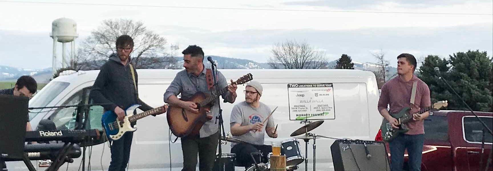 Shop Singers bring spring fun to Walla Walla