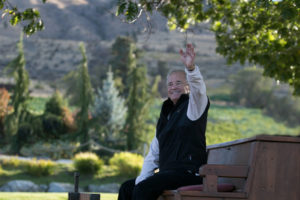 Bob Jankelson is among the pioneers of Lake Chelan wineries