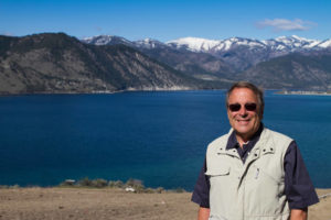 Bob Kludt reflects upon Lake Chelan wineries