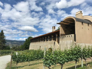 Mission Hill offers a dazzling setting for Okanagan Valley wine tasting