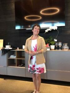 Marie-Eve Gilla joined Valderama as head winemaker