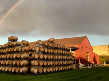 Owen Roe offers a stellar setting for Yakima wine tasting