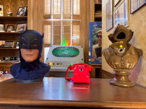 Walla Walla's Kirkman House Museum presents the Adam West Experience