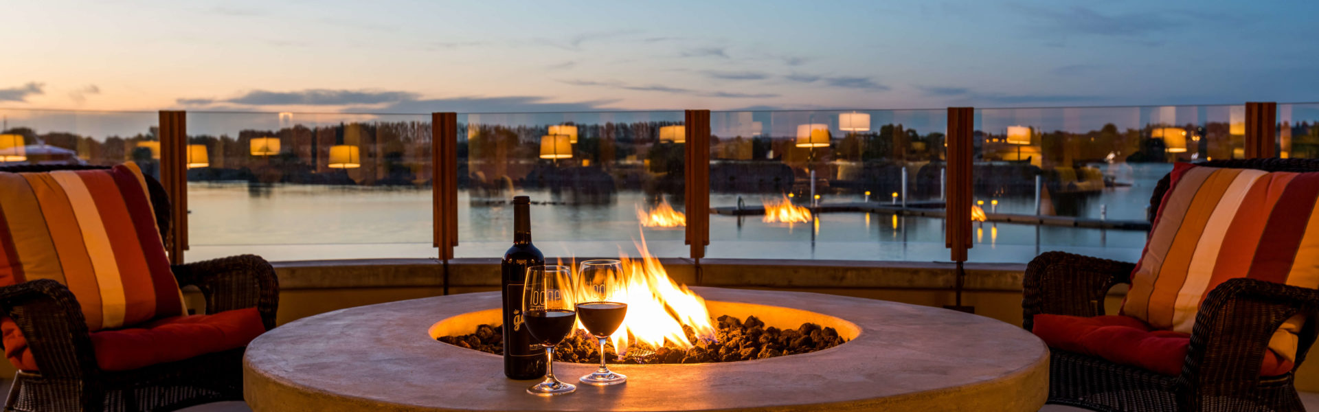 The Lodge at Columbia Point caters to guests on a Washington wine country escape