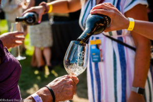 Winemakers regale fans at Auction's Picnic