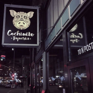 Cochinito owner Travis Dickinson was among the Spokane chefs to preview Crave in Seattle last week