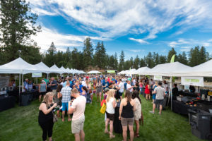The Grand Tasting at Crave! gives revelers a chance to indulge