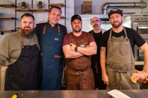 A group of Spokane chefs offers a Crave preview in Seattle on Jan. 21, 2020