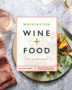 Washington Wine and Food is available in stores and online