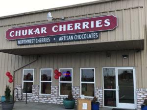 Chukar Cherries offers a tasty cherry pit-stop in Prosser.