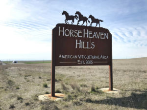 Horse Heaven Hills vineyards have a profound influence on Prosser wine.